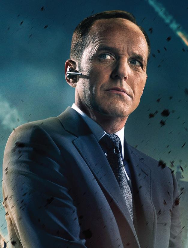 סוכן, תמונה אילוסטרציה [Marvels Studios ©]