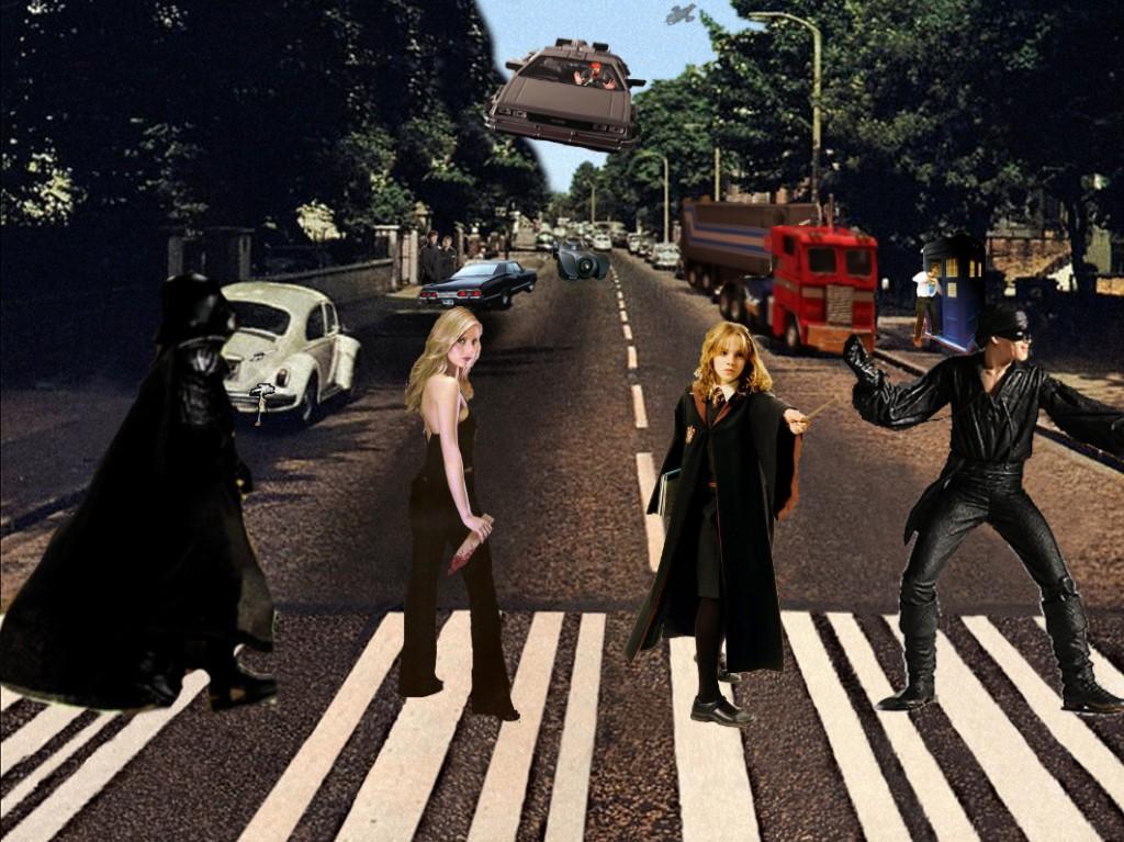 Geeky Road Mockup